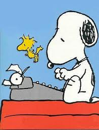 snoopywriting
