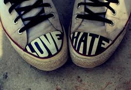 love.hateshoes