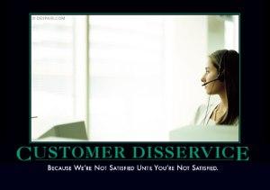 customerdisservicedemotivator